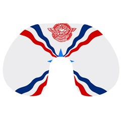 Assyrian Flag  Travel Neck Pillows