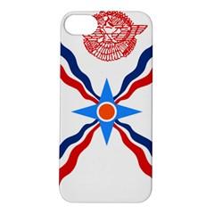 Assyrian Flag  Apple Iphone 5s/ Se Hardshell Case