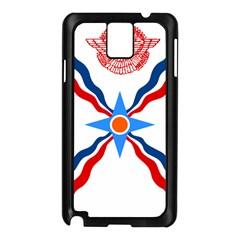 Assyrian Flag  Samsung Galaxy Note 3 N9005 Case (black)