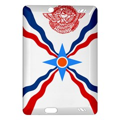 Assyrian Flag  Amazon Kindle Fire Hd (2013) Hardshell Case
