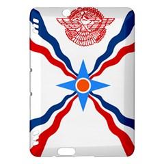 Assyrian Flag  Kindle Fire Hdx Hardshell Case