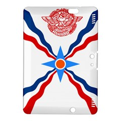 Assyrian Flag  Kindle Fire Hdx 8 9  Hardshell Case