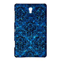 Damask1 Black Marble & Deep Blue Water (r) Samsung Galaxy Tab S (8 4 ) Hardshell Case