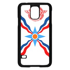 Assyrian Flag  Samsung Galaxy S5 Case (black)