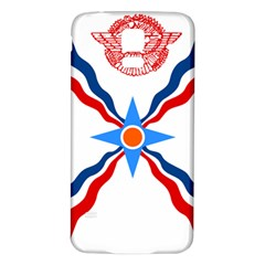Assyrian Flag  Samsung Galaxy S5 Back Case (white)