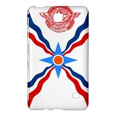 Assyrian Flag  Samsung Galaxy Tab 4 (8 ) Hardshell Case