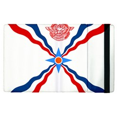 Assyrian Flag  Apple Ipad Pro 12 9   Flip Case
