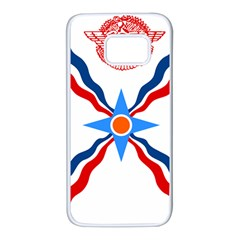 Assyrian Flag  Samsung Galaxy S7 White Seamless Case