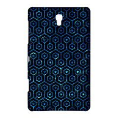 Hexagon1 Black Marble & Deep Blue Water Samsung Galaxy Tab S (8 4 ) Hardshell Case