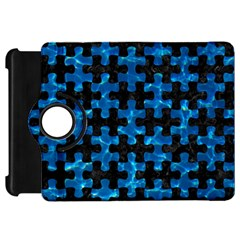 Puzzle1 Black Marble & Deep Blue Water Kindle Fire Hd 7