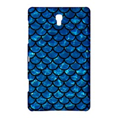 Scales1 Black Marble & Deep Blue Water (r) Samsung Galaxy Tab S (8 4 ) Hardshell Case