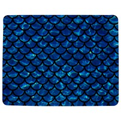 Scales1 Black Marble & Deep Blue Water (r) Jigsaw Puzzle Photo Stand (rectangular)