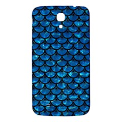 Scales3 Black Marble & Deep Blue Water (r) Samsung Galaxy Mega I9200 Hardshell Back Case