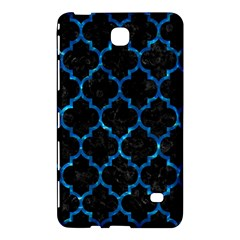 Tile1 Black Marble & Deep Blue Water Samsung Galaxy Tab 4 (7 ) Hardshell Case