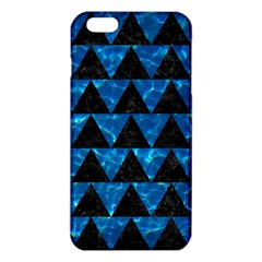Triangle2 Black Marble & Deep Blue Water Iphone 6 Plus/6s Plus Tpu Case