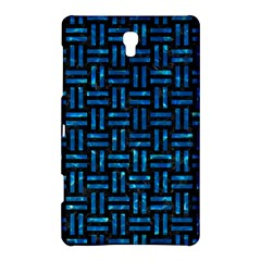 Woven1 Black Marble & Deep Blue Water Samsung Galaxy Tab S (8 4 ) Hardshell Case