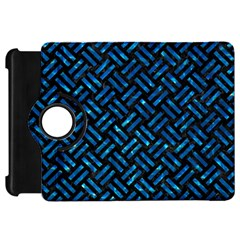 Woven2 Black Marble & Deep Blue Water Kindle Fire Hd 7