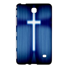 Blue Cross Christian Samsung Galaxy Tab 4 (8 ) Hardshell Case