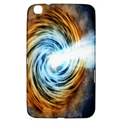 A Blazar Jet In The Middle Galaxy Appear Especially Bright Samsung Galaxy Tab 3 (8 ) T3100 Hardshell Case