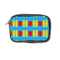 Ovals And Stripes Pattern                       Coin Purse