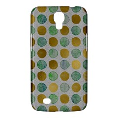 Green And Golden Dots Pattern                      Sony Xperia Sp (m35h) Hardshell Case