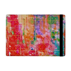 Colorful Watercolors Pattern                      Apple Ipad 3/4 Flip Case