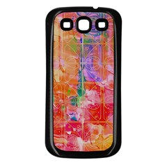 Colorful Watercolors Pattern                      Samsung Galaxy S3 Back Case (white)