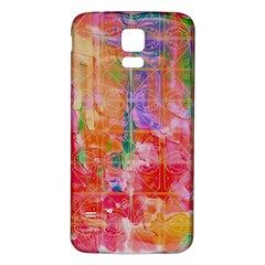 Colorful Watercolors Pattern                      Samsung Galaxy S5 Case (black)
