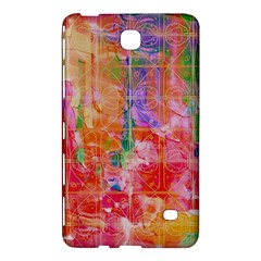 Colorful Watercolors Pattern                      Samsung Galaxy Tab 4 (7 ) Hardshell Case