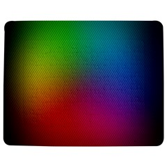 Bright Lines Resolution Image Wallpaper Rainbow Jigsaw Puzzle Photo Stand (rectangular)