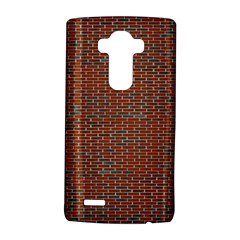 Brick Wall Brown Line Lg G4 Hardshell Case