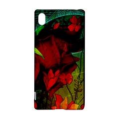 Flower Power, Wonderful Flowers, Vintage Design Sony Xperia Z3+