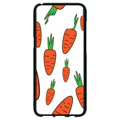 Fruit Vegetable Carrots Samsung Galaxy S8 Black Seamless Case