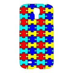 Game Puzzle Samsung Galaxy S4 I9500/i9505 Hardshell Case
