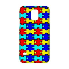 Game Puzzle Samsung Galaxy S5 Hardshell Case