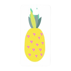 Pineapple Fruite Yellow Triangle Pink Samsung Galaxy Alpha Hardshell Back Case