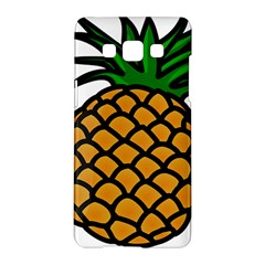Pineapple Fruite Yellow Green Orange Samsung Galaxy A5 Hardshell Case