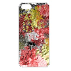 Garden Abstract Apple Iphone 5 Seamless Case (white)