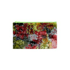 Garden Abstract Cosmetic Bag (xs)