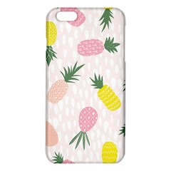 Pineapple Rainbow Fruite Pink Yellow Green Polka Dots Iphone 6 Plus/6s Plus Tpu Case