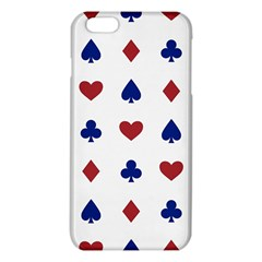 Playing Cards Hearts Diamonds Iphone 6 Plus/6s Plus Tpu Case