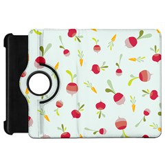 Root Vegetables Pattern Carrots Kindle Fire Hd 7