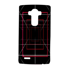Retro Neon Grid Squares And Circle Pop Loop Motion Background Plaid Lg G4 Hardshell Case