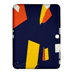 Slider Explore Further Samsung Galaxy Tab 4 (10 1 ) Hardshell Case