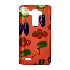 Vegetable Carrot Tomato Pumpkin Eggplant Lg G4 Hardshell Case