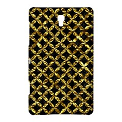 Circles3 Black Marble & Gold Foil Samsung Galaxy Tab S (8 4 ) Hardshell Case