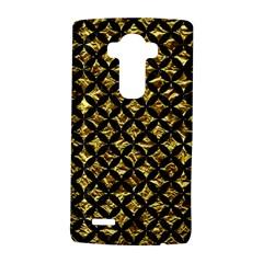 Circles3 Black Marble & Gold Foil (r) Lg G4 Hardshell Case