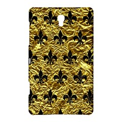 Royal1 Black Marble & Gold Foil Samsung Galaxy Tab S (8 4 ) Hardshell Case