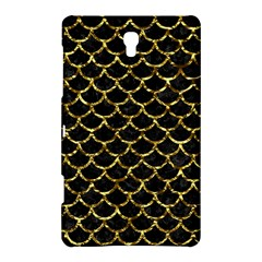 Scales1 Black Marble & Gold Foil Samsung Galaxy Tab S (8 4 ) Hardshell Case