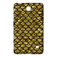 Scales1 Black Marble & Gold Foil (r) Samsung Galaxy Tab 4 (8 ) Hardshell Case